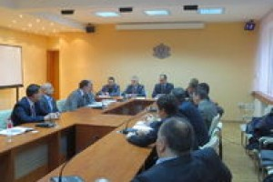 Meeting between KRIB and the Minister of Economy Bozhidar Loukarski