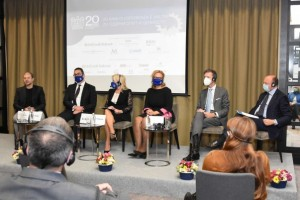 KRIB Congratulated its Long-Term Partner Confindustria Bulgaria on the occasion of its 20th Anniversary